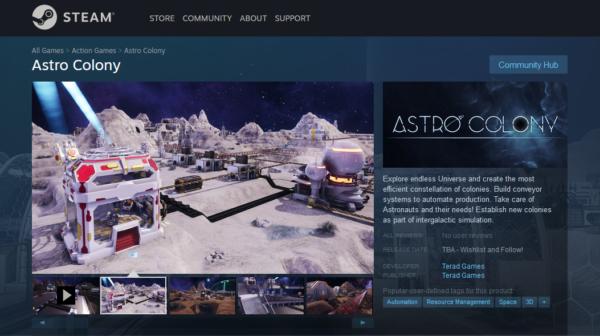 Get a Digital copy of Astro Colony